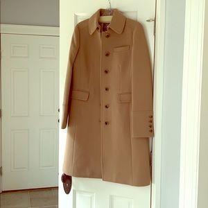 J. Crew Italian wool thinsulate coat